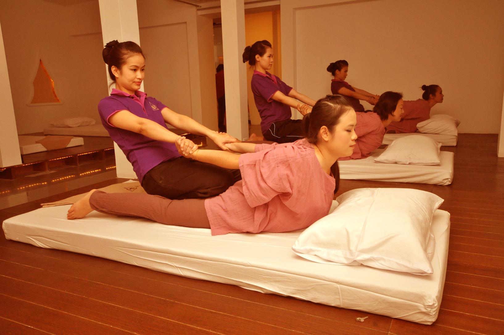 massage aars birkerød thai massage